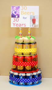 heineken beer cake beer can cake 30 beers for 30 years gift ideas pinterest