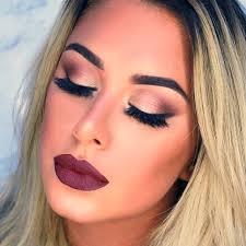 Make Up fall makeup tutorial tashietinks