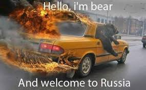 Russian Car Meme - meanwhile in russia meme by oualid kun memedroid