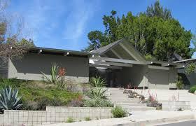 Eichler Houses by Eichler Homes Foster Residence Hcm 848 In Granada Hills