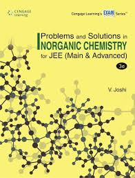 problems and solutions in inorganic chemistry for jee main