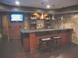 basement bars in basements basements