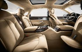 audi l8 a bit of luxury for the weekend the interior of audi a8l image