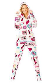 omg footed pajamas pajamas footie pjs onesies