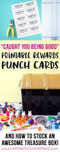 best ideas about behavior punch cards pinterest punched caught you being good punch cards