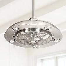 Nickel Ceiling Light Ceiling Fans With Lights Outdoor Hugger Fans U0026 More Lamps Plus