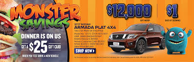 nissan armada for sale under 10000 nissan dealership del city ok used cars fenton nissan east