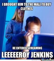 Yeeeeaaaahhhh Meme - leroy jenkins meme 28 images leeroy jenkins meme 28 images funny