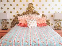 Gold And Coral Bedroom Coral Mint And Gold Room Design U2013 Caden Lane