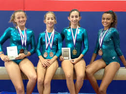 Winter Garden Gymnastics - the culver city four our local version of the u s fab five