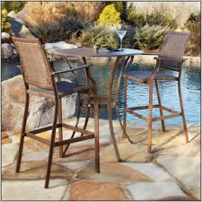 tall patio table design decorating fantastical in tall patio table