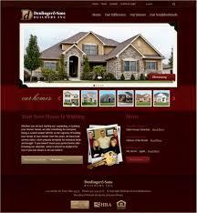 Home Design Builder by Home Builder Website Design Contractors Website Templates Builders