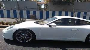 porsche 911 supercar super car in bangalore spotted porsche 911 carrera not 1 but 2