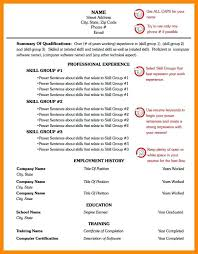 hybrid resume combination resume template word 2010 the format and exles