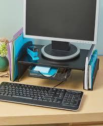 Monitor Stands For Desks Best 25 Monitor Stand Ideas On Pinterest Computer Desk