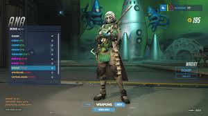 ana overwatch wallpapers overwatch ana skins album on imgur