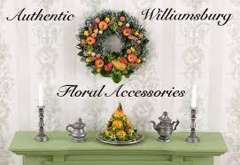pepperwood miniatures williamsburg decorations