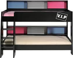 Black Bunk Beds Kids Avenue High Tek - High bunk beds