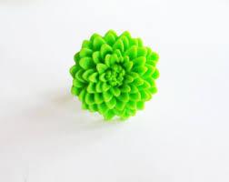 Lime Green Flowers - lime green flower etsy