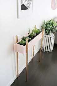 skinny planter stand diy u2013 a beautiful mess