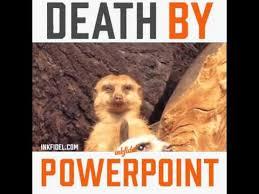Powerpoint Meme - death by powerpoint youtube