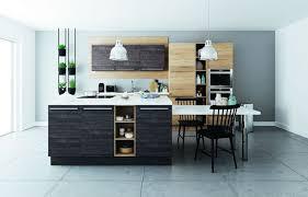 cuisine equipee en l cuisine équipée moderne nos modèles préférés côté maison