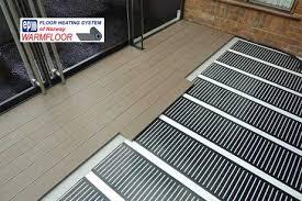 ukwarmfloor electric underfloor heating systems intelligent