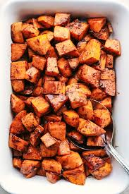 roasted honey cinnamon butter sweet potatoes the recipe critic