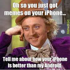 I Phone Meme - iphone sucks meme by jennsangregorio memedroid