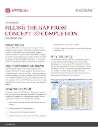 List Of Erp Systems Enterprise Software Solutions Leading Erp Software Aptean