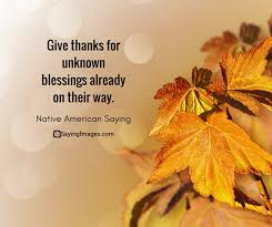 inspiring happy thanksgiving quotes for family and friends