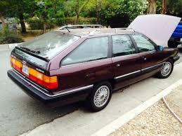 audi 200 avant 1990 audi 200 turbo quattro avant german cars for sale