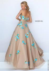 sherri hill 50203 prom dress prom gown 50203