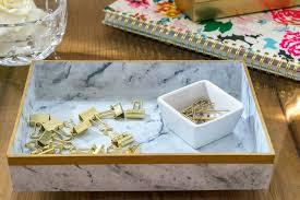 diy tray faux marble tray an easy diy hometalk