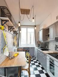 cuisine carrelage metro cuisine avec une crédence en carrelage métro photos et idées