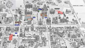 Boston University Campus Map Jltane The Japanese Language Teachers U0027 Association Of The