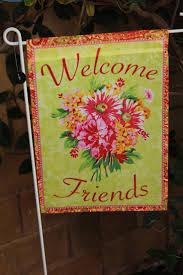 Decorative Garden Flags 67 Best Garden Flags Images On Pinterest Garden Flags Foyers