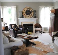 Family Room Ideas With Fireplace And Tv Decorating Rustic Basement - Family room design with tv