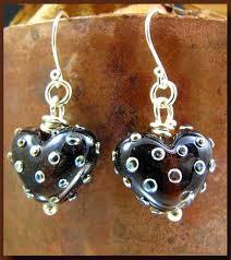 chapelle earrings recycled wine bottle jewelry recyclenation