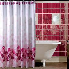 designer shower curtain with valance nytexas