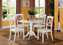 small round dinette table perfect prepared kitchen dinette sets art decor homes