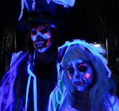 Glow Halloween Costume Dress Glow Dark Zombie U2039 Crawl Reno
