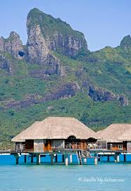 the 25 best bora bora overwater bungalows ideas on pinterest