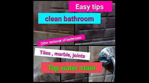 how to clean bathroom tiles how to clean bathroom bathroom