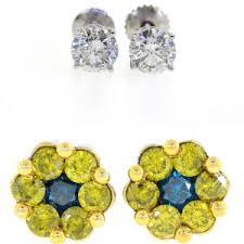 men diamond earrings men diamond earrings brick city gold
