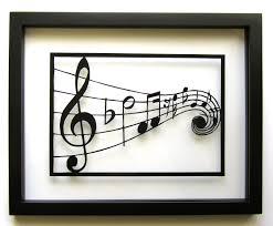 charming music note home decor part 5 custom wood letter blocks