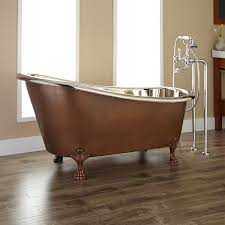 Bathtubs Clawfoot Bathroom The Colchester 68 Inch Cast Iron Clawfoot Bathtubs In