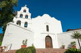 mission san diego de alcala floor plan the 22nd mission california the golden state