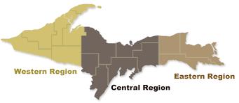 peninsula michigan map peninsula michigan up michigan travel up travel