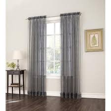 Grey Sheer Curtains Zebra Sheer Curtains 100 Images 3 Burgundy Sheer Voile Curtain